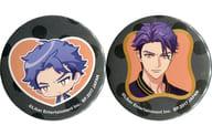 Byodo Jusza Set (2 types of metal badge) 「 Ichiban KUJI ONLINE A3! (A-three) 」 L Award
