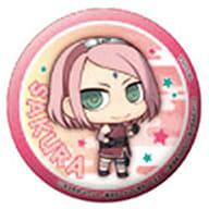 Sakura Haruno (THE LAST) 「 NARUTO - Naruto Uzumaki - Shippuden metal badge Collection : A new era! Hen 」
