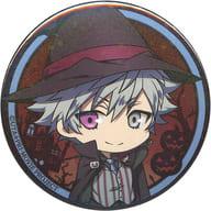 Kurosaki Ranmaru Kirakira metal badge 「 Utano Prince Sama Maji Love Kingdom Mysterious Halloween Night 」