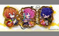 Fling Posse Metal Pin Set A (3 Piece Set) 「 Hypnosis Mic - Division Rap Battle - in SWEETS PARADISE round2 」