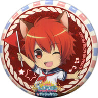 """Ittoki Otoya """"Theatrical Edition Uta no Prince-sama Maji LOVE Kingdom in Namjatown Kirakira Can Badge Collection SHINING Ver."""""""
