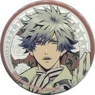 Kurosaki Ranmaru 「 Gekihen Utano Prince Sama Magome LOVE Kingdom Trading metal badge Flower Series SHINING Ver. 」 Magome LOVE Character Ban only