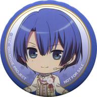 Hijirikawa Masato metal badge 「 Sega Theater Utano Prince Sama : Maji LOVE Kingdom Campaign 」 UFO Catcher Play Special