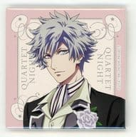 Kurosaki Ranmaru 「 Gekihen Utano Prince Sama : Maji Love Kingdom ×animatecafe Trading Square metal badge SHINING ver. 」