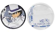 Kaitou Kid 「 Detective Conan Collectible metal badge 」 Universal Studio Japan 2020 only