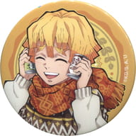 Waretsuma Zenitsu 「 Kimetsu-no Yaiba Random metal badge 」