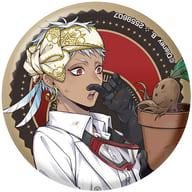 Kalim・Al-Asim 「 Disney: Twisted-Wonderland Capsule metal badge Collection vol. 6 」