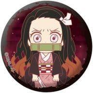 Nezuko Kamado 「 Kimetsu-no Yaiba Cloth metal badge Collection, the part 4 」