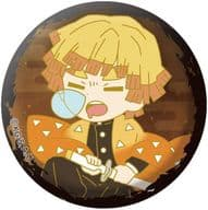 Agatsuma Zenitsu 「 Kimetsu-no Yaiba Fugu metal badge Collection, the 4 th installment 」