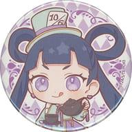 Melpan 「 Kiratto Pri Chan metal badge 10. Wonderland ver. Mini Character 」