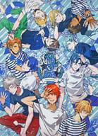 Fifth Anniversary B2 Tapestry 「 Utano Prince Sama 」 BOS only