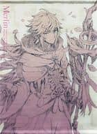 Caster / Merlin A2 Tapestry 「 Fate/Grand Order - Absolute Maju Sensen Babylonia - x Lawson 」