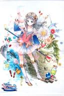 Type. Totori Extra-Large Tapestry 「 Atelier Totori ~ Arland Alchemist 2 ~ 」 C95 Goods