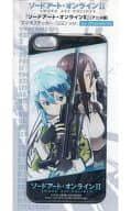 桐人&诗乃(动画版)手机标签(iPhone5/5s对应)「刀剑神域II」
