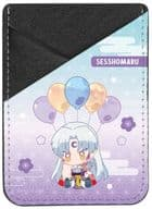 Sesshomaru POPOON Smartphone Card Pocket 「 INUYASHA 」