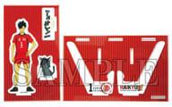 Kuro Tetsuro Pop-up Acrylic Smartphone Stand 「 Haikyu! TO THE TOP 」