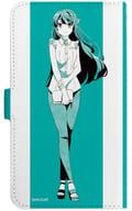 Mai Sakurajima Drawing and Illustration Notebook Type Smartphone Case L Size 「 Rascal Does Not Dream of Bunny Girl Senpai 」