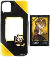 Kei Katsu iPhone Case (Size for iPhone11) 「 Blackstar -Theater Starless - x Lascăr 」
