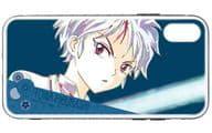 Higurashi and Wa Ani-Art reinforced glass iPhone case (applicable model / iPhone11) 「 Hanyou no Yashahime 」