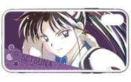 Setsunai Ani-Art reinforced glass iPhone case (applicable models / iPhone7/8/SE (2 nd generation)) 「 Hanyou no Yashahime 」