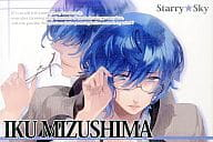 Starry Sky Post Card Mizushima Iku A (Drop the Word of Love)