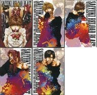 D-1 Ichi Postcard Set 「 Ani KUJI Saiyuki RELOAD BLAST 」 D Award