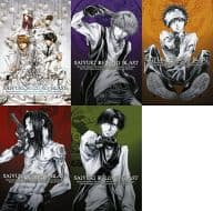 "D-2 Ni postcard set ""Ani KUJI Saiyuki RELOAD BLAST"" D award"