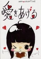 [A la Carte] Mao Mita Post Card 「 NMB48 Team M Valentine Post Card Set 」