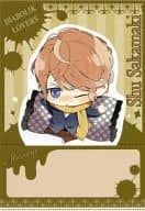 Shu Sakamaki Postcard 「 DIABOLIK LOVERS 」 Namco Character Pop Store Otomate Otomate Roulette ~ Check the compatibility with your worrisome boyfriend! ~ 25% Still a gift for your friend.