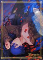 Hijirikawa Masato 「 Q-pot. x Utano Prince Sama ♪ Sweets Vampire Trading A5 Stand Postcard Sweets Vampire ~ key to melt your heart ~ ver. 」 Animate Girls Festival 2019 Goods