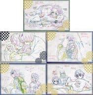 "Meeting post card set A (Class 5) """" Devil blade x ufotable DINING 6th season """""
