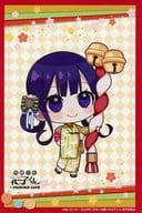 Akane Aoi Limited Postcard 「 Toilet-Bound Hanako-kun ×PRINCESS CAFE 」 Goods Purchase benefits