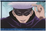 Satoru Gojo, monthly special postcard (the first installment) 「 Sorcery Fight Anime Broadcasting Memorial Fair in Tokyu Hands 」 Goods Purchase benefits