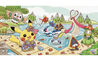 Gathering (Kenrokuen) Otachofu Postcard 「 Pocket Monsters 」 Pokemon Center, Pokemon Store, Pokemon Center Online Goods Purchase benefits