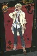 [A la carte] Kalim・Al-Asim (uniform) 「 Disney: Twisted-Wonderland Postcard Book - Uniform - 」