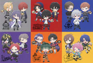 Collection of Original Postcards 「 Hypnosis Mic -Division Rap Battle - 2 nd D. R. B Collaboration Cafe 」