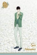 Seno Narumi Postcard 「 Stand my Heroes in Namja town - Welcome to Easter Party - 」 Goods Purchase benefits