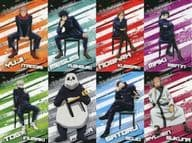 Set of 8 Postcards 「 Sorcery Fight Summer Fair in Animate 」 related products Purchase benefits