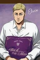 Erwin Smith (Half) Postcard 「 Attack on Titan - Soldiers' Relaxing Time - in Animate 」 Related Products Purchase benefits