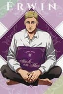 Erwin Smiths (whole body) post card 「 Attack on Titan - Soldiers' relaxing time - in Animate 」 related products Purchase benefits