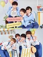 Naniwa men's postcard 2 kinds set C 「 Naniwa no Niwa 」