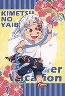 宇髄 Tengen post card B group 「 Demon Slayer: Kimetsu no Yaiba ×ufotable cafe summer holiday event 」 menu order privilege