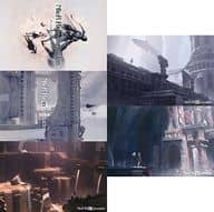 Group Postcard Set (5-Piece Set) 「 Nier リィンカーネーション 」