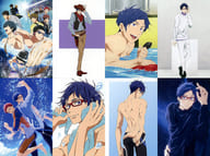 Ryugasaki Reiver. Character Actor Revival Postcard Set 「 Theater Free! -the Final Stroke - Part 1 」 3 Advance Sale Special
