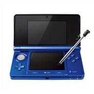 Nintendo 3 ds Main Unit Cobalt Blue (Main Parts Only, No Box Theory)
