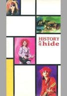 Hide / HISTORY OF hide (condition : missing leaflet)