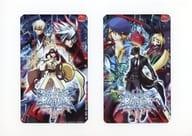 (2-Pack Set) Noël = Sword of Vermilion / Hazama / Jin = Kisaragi / 6 Total : 「 BLAZBLUE CONTINUUM SHIFT 」