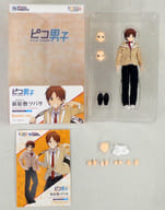 [With special bonus] Shinyashiki Tsubasa (Brown ver.) 「 Pico Men's 」 1/12 Doll Azone Direct Store & Azonet only