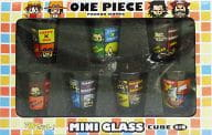 ONE PIECE x Panson Works Mini Glass 7-Piece Set (Companion x Bond)