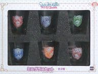 6-Person Mini Glass Set (6-Pack) 「 Utano Prince Sama ♪ Maji LOVE2000% 」